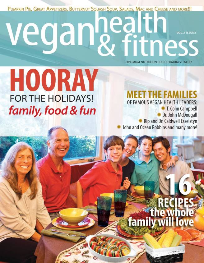 new vegan magazine