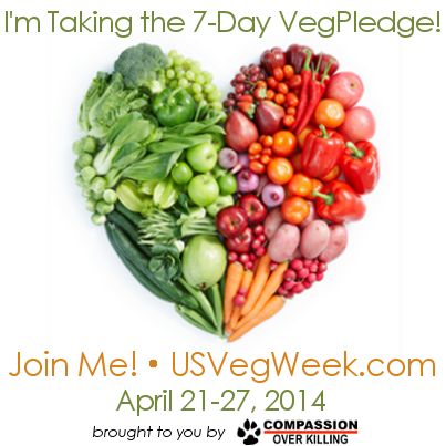 TAKE THE 7-DAY VEGPLEDGE