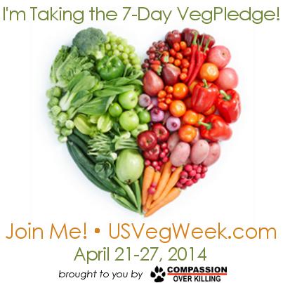 TAKE THE 7-DAY VEGPLEDGE