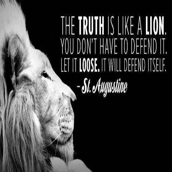 TRUTH = LION