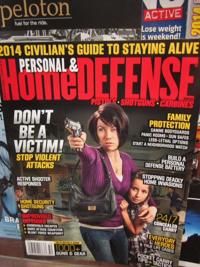 PERSONAL AND HOME DEFENSE MAGAZINE