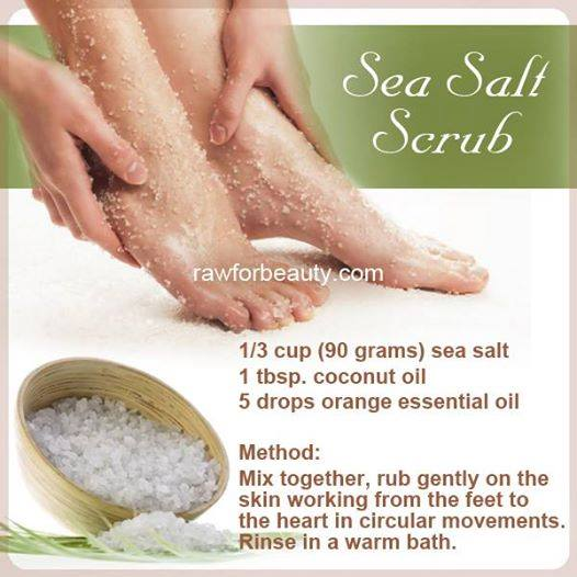 EASY SEA SALT SCRUB